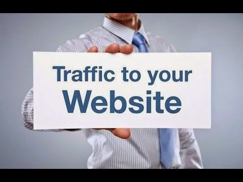 how to get a lot of website traffic